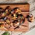 Honey Balsamic Beer Glazed Shrimp Skewers Recipe