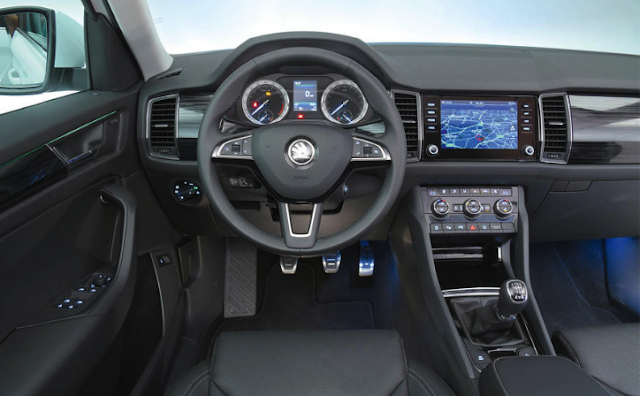 2019 Skoda Kodiaq, the Czech Version of Our Next VW Tiguan