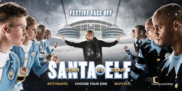 El City activa la Navidad