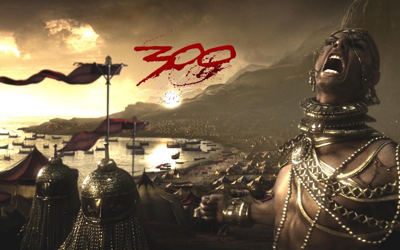 PediaPie Spartans Movie 300 Cast
