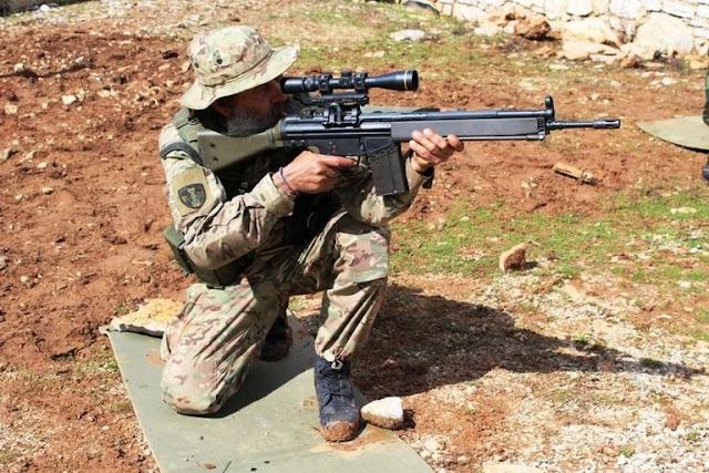 Το νέο τυφέκιο του Στρατού και τα αναβαθμισμένα G3