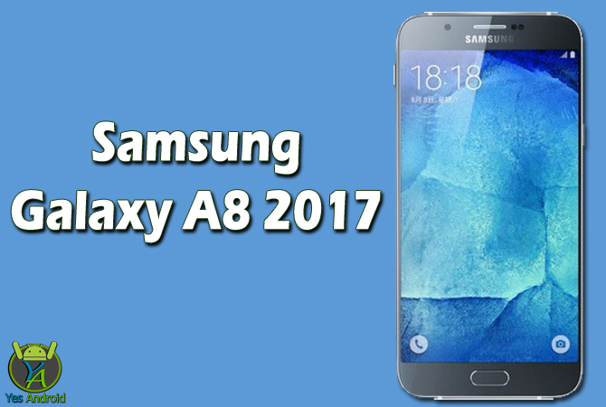 Samsung Galaxy A8 2017 SM-A810F/DS Duos TD-LTE Full Specs Datasheet