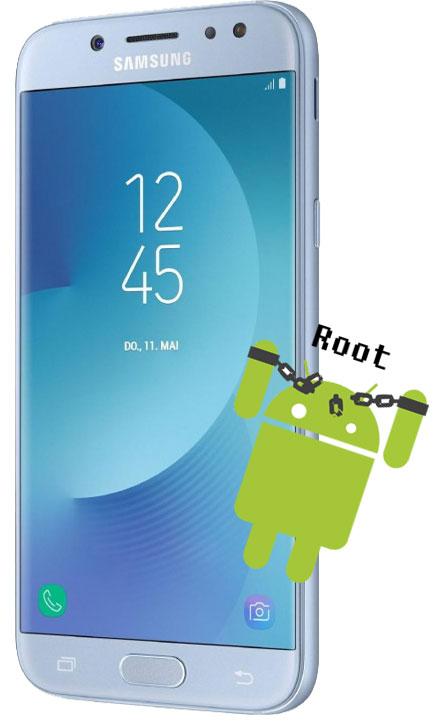 6 Cara Root Samsung J5 Pro (2017) Tanpa PC