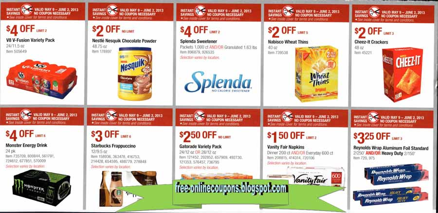discount grocery coupons uk