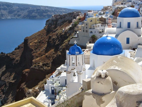 SANTORINI - Top List of Best Travel Countries in the World