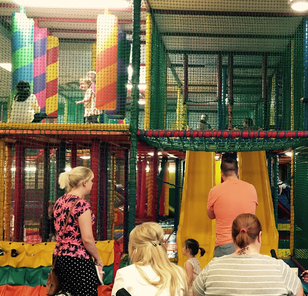10 things to do at Butlin's Skegness when it's raining - soft play
