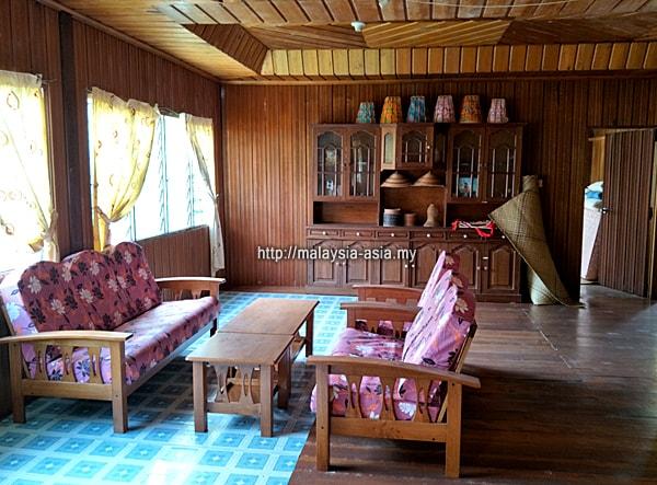 Ruai of a Lun Bawang Longhouse