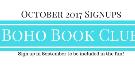 Join the October BOHO Book Club discussion on Resist the Machine