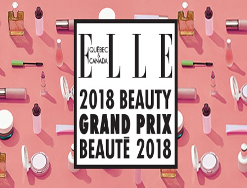 ELLE 2018 Beauty Grand Prix