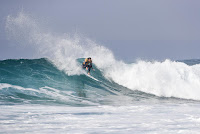 22 Jordy Smith Quiksilver Pro France foto WSL Laurent Masurel
