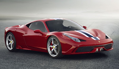 Ferrari 458 Speciale amazing