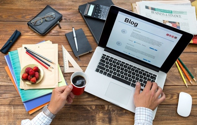 Viết Blog có thể tạo cho sinh viên thu nhập thụ động