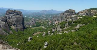 Vistas desde la Roca del Oso.