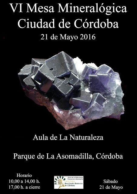 VI mesa mineralogica de Córdoba Mesa%2Bcordoba%2B2016