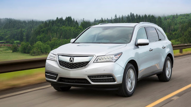 2016 Acura MDX drive LATEST reviews