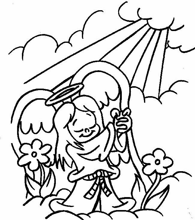 Dibujos Cristianos Evangelicos Para Colorear Pdf Dibujos De La