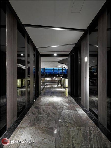 Decorative Gypsum Board Corridors 1