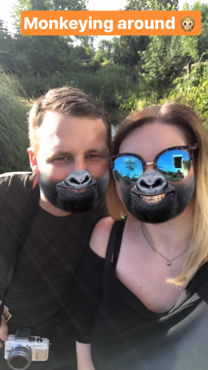 Monkeying around at ZSL Whipsnade Zoo