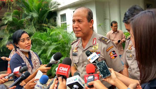 Terkait Isu Ditangkapnya Tokoh Tokoh Nasional, Polri Benarkan telah Tangkap Delapan Orang - Commando