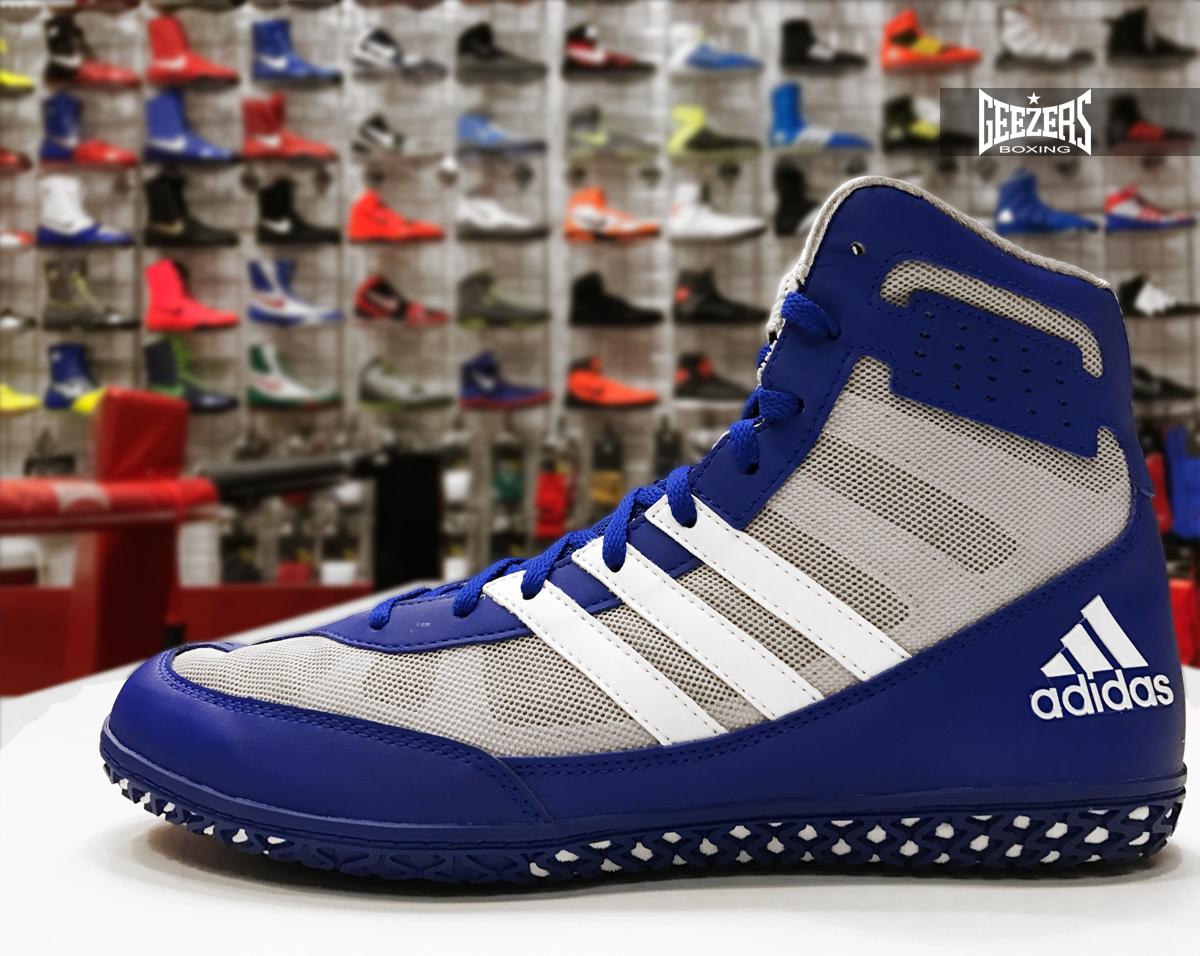 0594325d6fca Geezers Boxing  NEW Adidas Boots - Mat Wizard 3 s