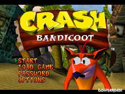 Crash Bandicoot (PSX) - Download Game PS1 PSP Roms Isos | Downarea51
