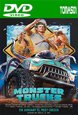 Monster Trucks (2017) DVDRip
