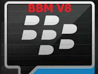 BBM Mod Blackberry V8 Versi 2.13.0.26 Apk