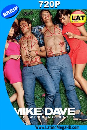 Mike y Dave: Los Busca Novias (2016) Latino HD 720p ()