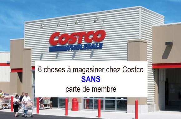 Saviez-vous que vous pourriez faire ces 6 choses dans un Costco sans  devenir membre de Costco  Voici comment vous pourriez profiter des prix bas  de Costco ... a4101f389dcd