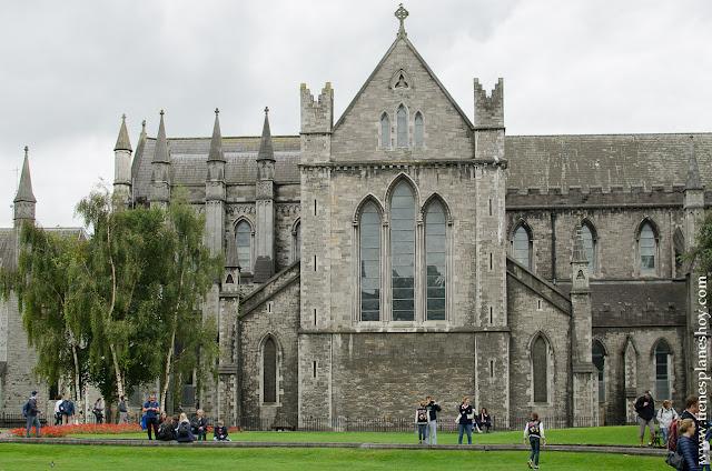 Catedral St Patrick Dublin Irlanda
