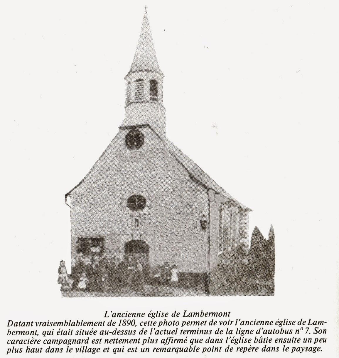 grande église en ligne datant