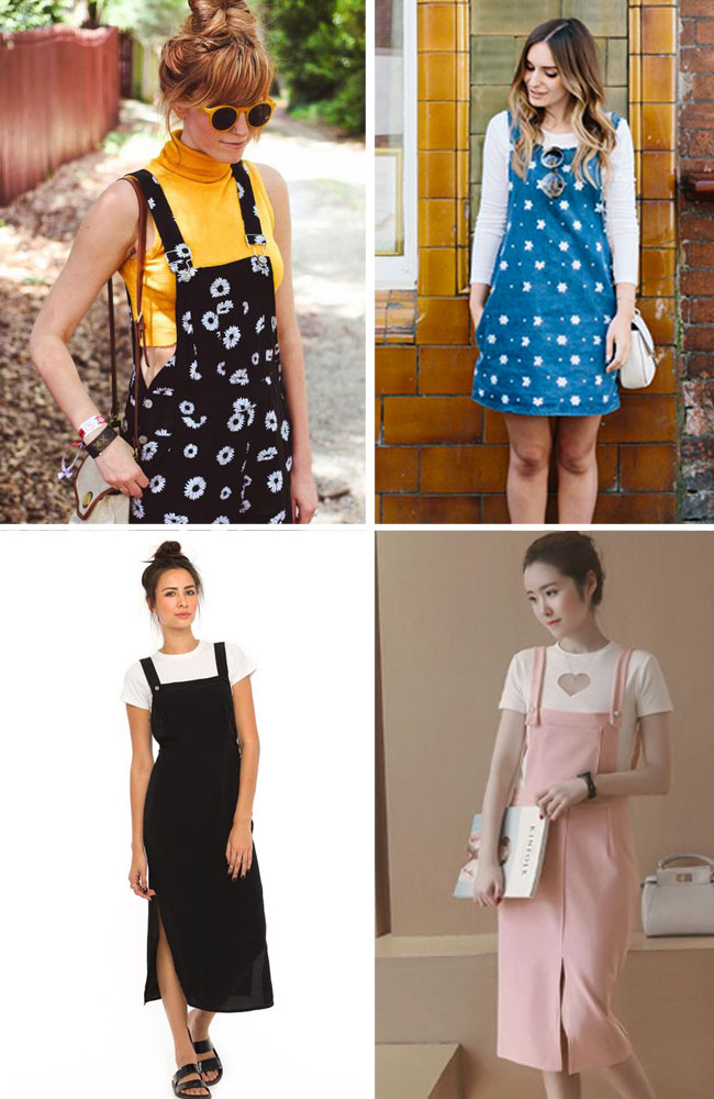 Tilly and the Buttons: Inspiration for Sewing the Cleo Pinafore