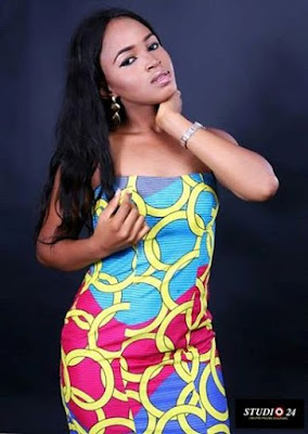 My boobs are small but I have the longest, most tantalising and sexiest nipples ever seen - Nollywood actress