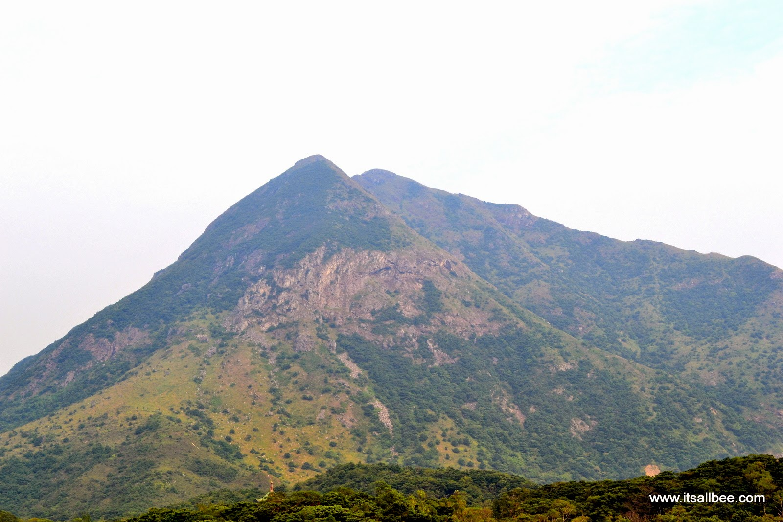 how to go to lantau island from hong kong