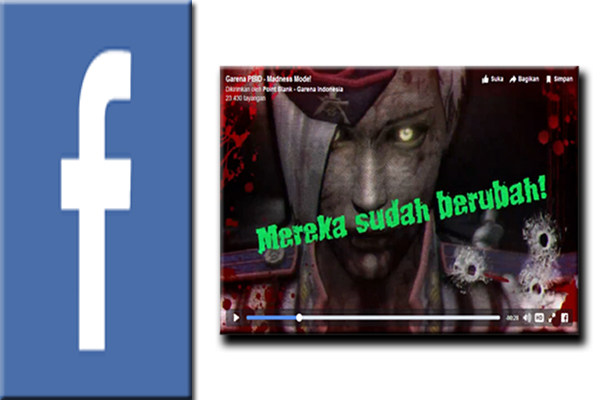 Membuat Responsive Video Facebook di Blog