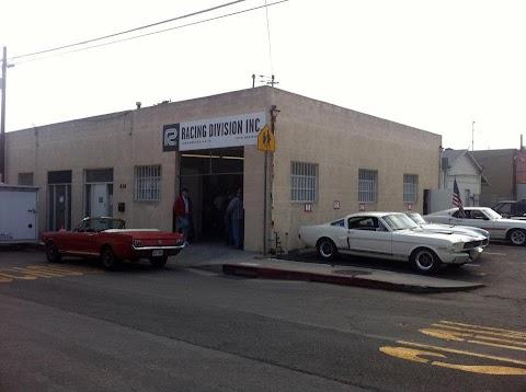 Shop Visit: Racing Division LA