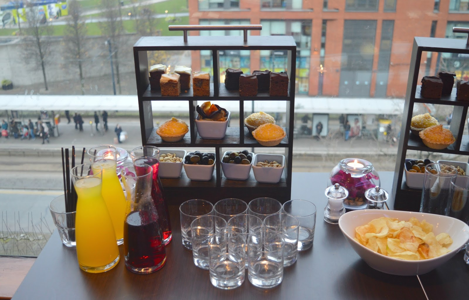 Mercure Manchester Afternoon Tea