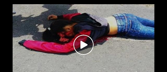Video Detik-detik Terakhir Pebalap Wanita Tewas di Trenggalek
