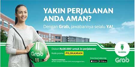 Cara Menghubungi Grab Indonesia Transportasi Online