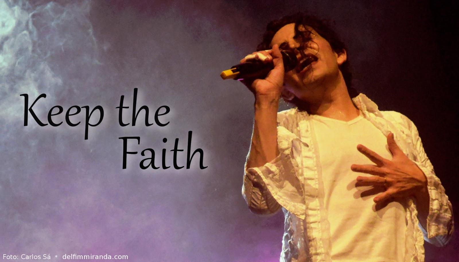 Delfim Miranda - Michael Jackson Tribute - Keep the Faith