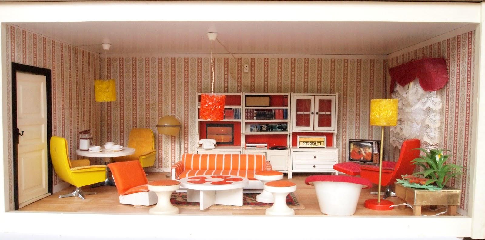 diepuppenstubensammlerin hanse lisa lundby brio. Black Bedroom Furniture Sets. Home Design Ideas