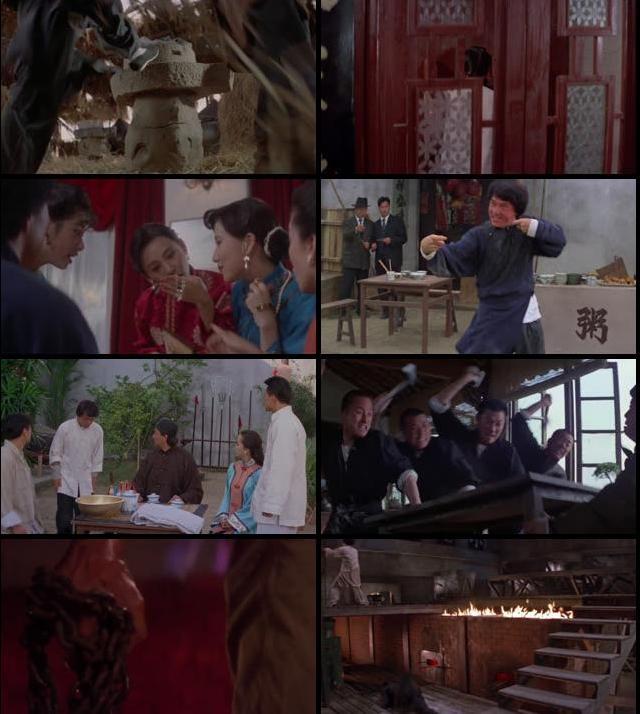 The Legend Of Drunken Master 1994 Dual Audio Hindi 480p BluRay