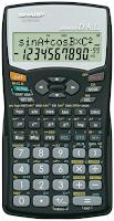 Comment utiliser une calculatrice Sharp en statistique - الموسوعة المدرسية