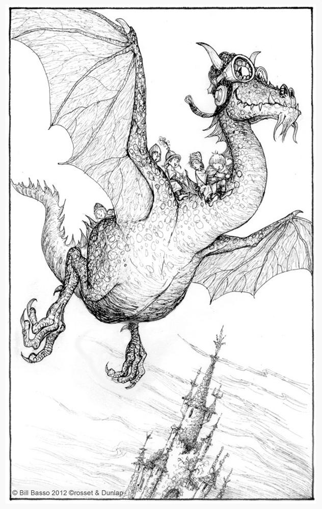 SchoolStuff: Bill Basso illustrator/cartoonist