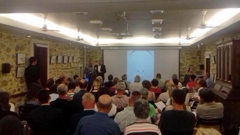 Πραγματοποιήθηκε το Διεθνές Εργαστήρι Πολιτιστικής Ανάπτυξης στη Σαμοθράκη