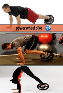 3 – power wheel pike