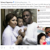 Oh NO! Femi Fani Kayode's & His Wife Precious Allegedly Heading For Divorce, After 3yrs of Marriage