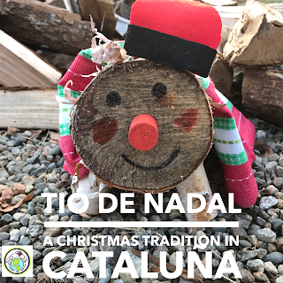 Tió de Nadal or Caga Tió A Cataluña Christmas Tradition