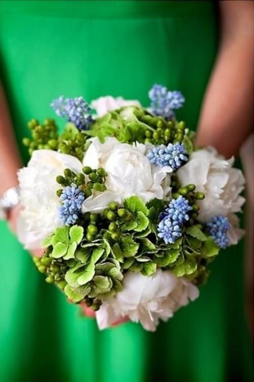 40 Trendy Emerald Green Wedding Ideas - Wedding Colours
