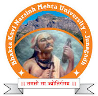 Bhakta Kavi Narsinh Mehta University Admit Card 2018 BA, B Com, BSC Part